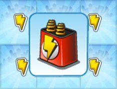 Bateria de Energia Grátis
