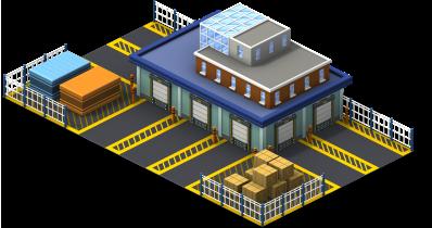 Fabrica de Produtos - Nível 1