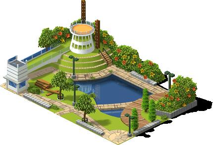 Central Park - nivel 5