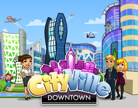 cityville downtown