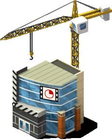 Torre Showbiz Inc. nível 1