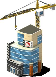 Torre Showbiz Inc. nível 2