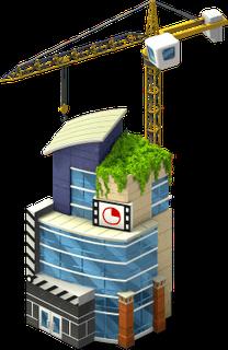 Torre Showbiz Inc. nível 3