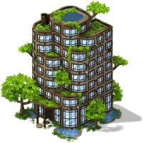 Novidades: Conheça os edifícios do tema da natureza!