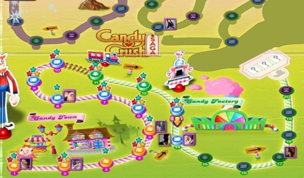 Candy Crush dicas cityville