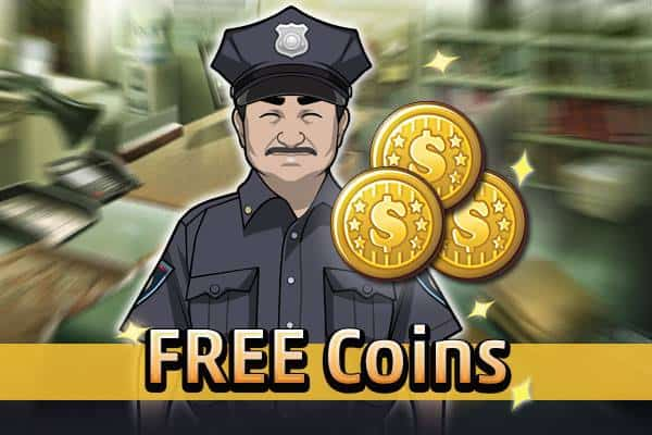 Criminal Case gift coins dicas cityville