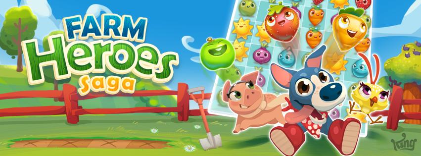 farm heroes saga slide