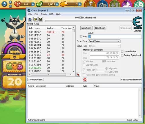 Farm Heroes Cheat Engine 2