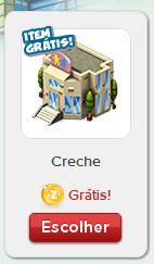 Dica CityVille: Como Ganhar uma Creche com RewardsVille totalmente Grátis!