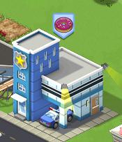 police-donut