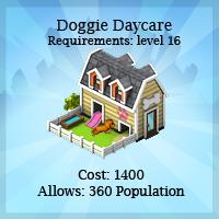cityville doggie daycare - Novo item comunitário: Doggy Day Care