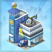 cityville police station level 6