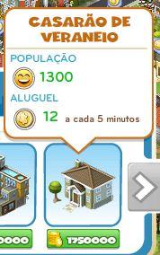 moradias cityville