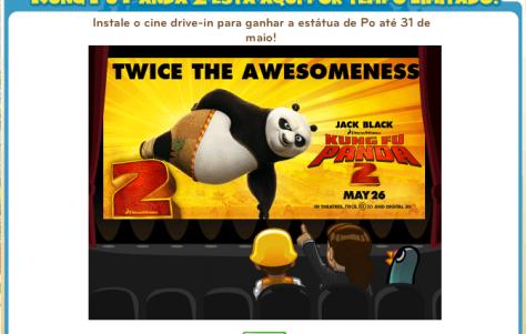 Nova Missão: Kung Fu Panda 2