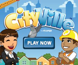 01zgames - CityVille é o game mais usado na história do Facebook