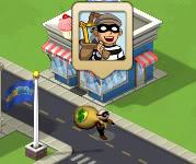bandit 1 - Delegacia level 7 e Super-heróis