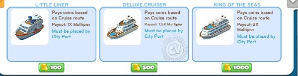 Guia de CityVille mejora del puerto de la ciudad y cruceros 1 - Guia tutorial do CityVille: Como melhorar do porto municipal e o cruzeiro
