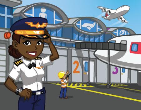 announce airports - Guia Tutorial: Aeroportos e Terminal de Cargas no CityVille