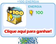100 de energy cityville - 100 de energia grátis para CityVille: 06 de Março