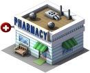 Novos itens: Bancos, Farmácias e até uma Usina Nuclear. 1