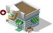 Novos itens: Bancos, Farmácias e até uma Usina Nuclear. 6