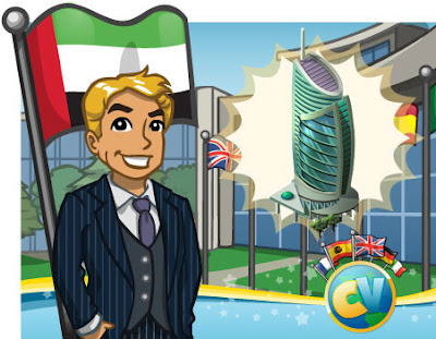 53424546433445 - Novidade: Embaixada de Dubai!