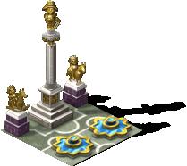 6eecbe6f11af4af2254e0f20c45a6f3e - Novidades: Novos itens do tema Reino Unido, Kings Cross e a Trafalgar Square!