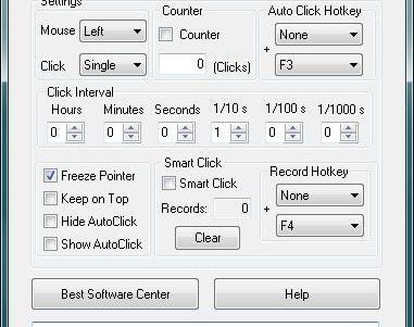 Download AutoClick 3.1