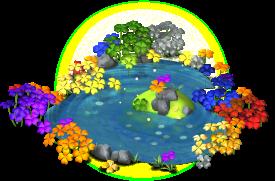 Campo de trevos de 7 cores 1 - Novidades: Campo de trevos de 7 cores!