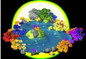 Campo de trevos de 7 cores 2 - Novidades: Campo de trevos de 7 cores!