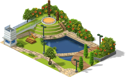 Central Park - nivel 4
