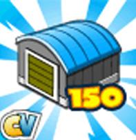 STOCKAGE CITYVILLE - Novidades: Descubra como aumentar sua capacidade de armazenamento para 150!