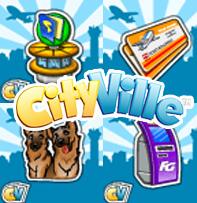 TERMINAL VACANCE CITYVILLE4 - Materiais: Link dos materiais para o terminal de férias!