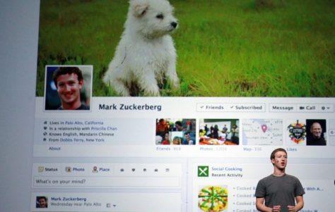 Facebook vai ativar o timeline para todos os perfis