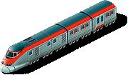 Train bullet SW - Novidades: Atualização da estação de trem!