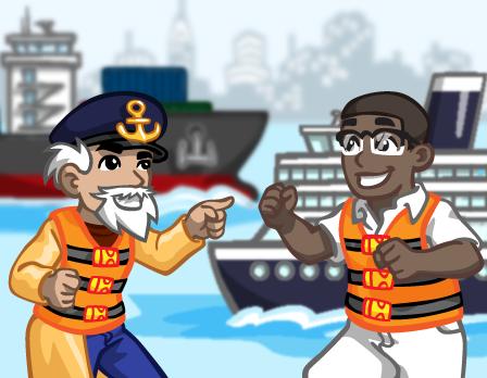 Novidade: Próxima Ilha dos pescadores, Koi Cove!