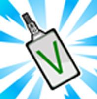 badge entreprise cityville - Materiais: Link para pedir 25 empilhadeiras e 8 crachás de empresas!