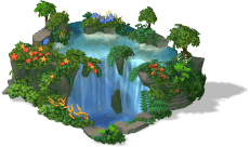cachoeira do Brasil cityville