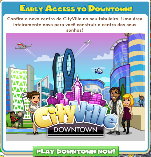 cityville downtown home - Tutorial Guia: Downtown - O Centro da Cidade