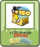 enviar +150 de energia gratis dicas cityville - Materiais: Links para enviar energia +150, +100, +30, +12, +7 e +5!