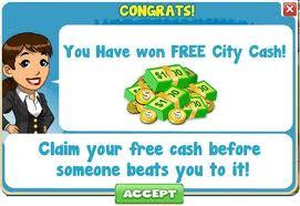 free citycach cityville - Novidade: A Zynga vai dar CityNotas grátis!