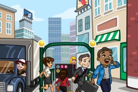 Novidades Downtown: O Metrô está chegando em CityVille em breve teremos o SUBWAY.