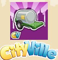 Gazole cityville - Ganhe uma Diesel para melhorar o Galpão de Caminhões!