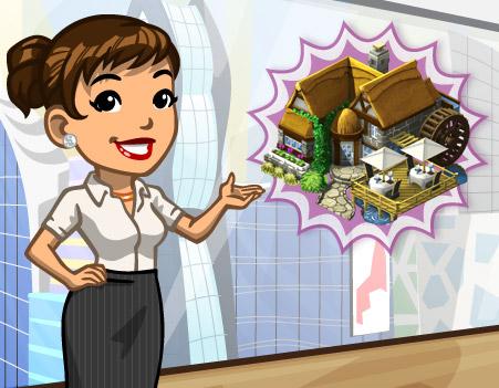 batiment centre urbain - Novidades Downtown: 6 novos itens gratuitos para seu centro!