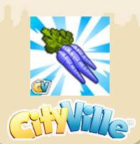 carotte bleu cityville - Presente: Ganhe uma Cenoura verde !