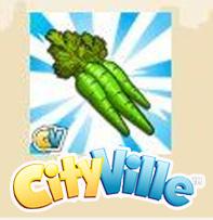 carotte vert cityville - Presente: Ganhe mais uma Cenoura verde !