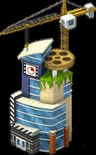 corp entertainment d SW - Peça os materiais da Torre Showbiz Inc.!