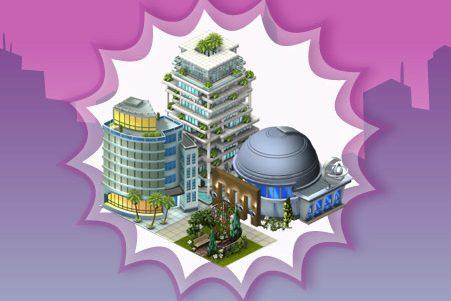 Novidades Downtown: Novos edifícios pré-fabricados!