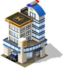 delegacia nivel 6 - Materiais Downtown: Solicite os materiais para a delegacia do Centro da Cidade!