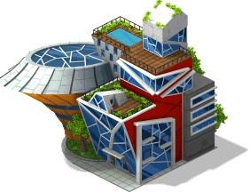 Novidades: Nova mansão da super modelo do CityVille!